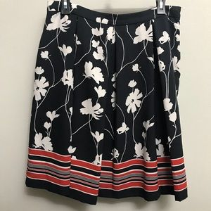 A-line Brooks Brothers Skirt - Size 10